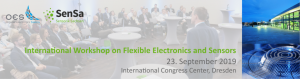 International Workshop on Flexible Electronics and Sensors @ Congress Center Dresden | Dresden | Sachsen | Deutschland