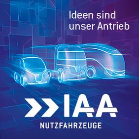 Mitausteller gesucht – IAA 2020 in Hannover