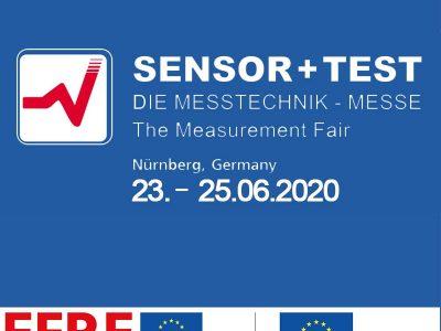 Mitausteller gesucht – Sensor + Test 2020 in Nürnberg