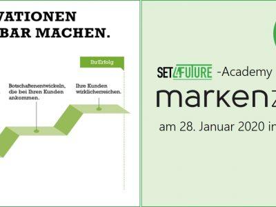 """""""Den Umsatz steigern – mit einer Messepräsentation, die im Kopf bleibt!"""" – SET4FUTURE Academy am 28. Januar"""