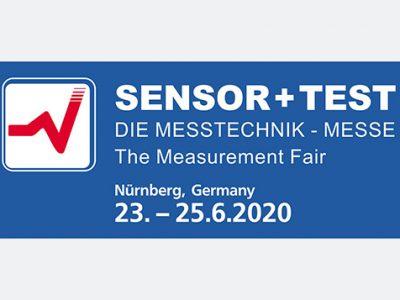 Mitaussteller gesucht für SENSOR+TEST 2020 in Nürnberg