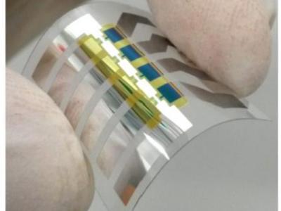 Dresdner Physiker entwickeln druckbare organische Transistoren