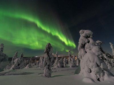 Markterkundungsreise Oulu / Finnland
