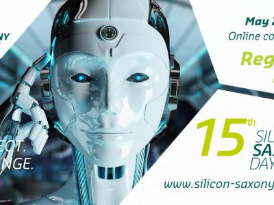Invitation to the 15th Silicon Saxony Day