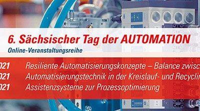 6. Sächsischen Tag der Automation